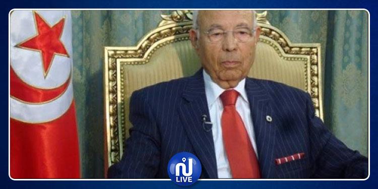 Démission de Lazhar Karoui Chebbi, représentant spécial du président de la République