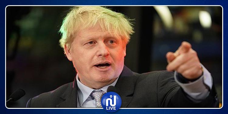 Boris Johnson: les opposants au Brexit collaborent avec l'UE