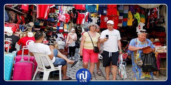 Tourisme: Hausse de 12,8% des entrées...