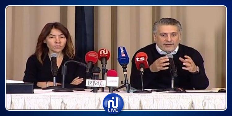 Salwa Smaoui Karoui : Je tiens Chahed pour responsable de l'arrestation de mon mari