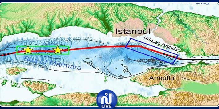 Un séisme majeur de 5.5 frappe Istanbul