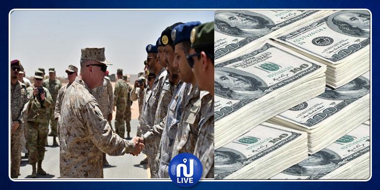 L'Arabie saoudite paie Washington pour la défendre contre l'Iran
