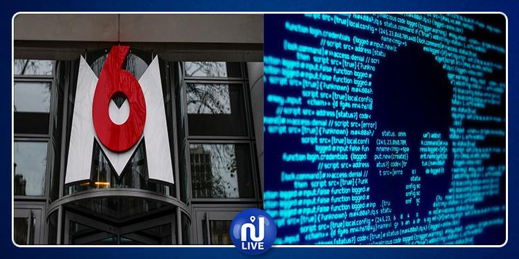 Le Groupe M6 victime d'une cyberattaque...