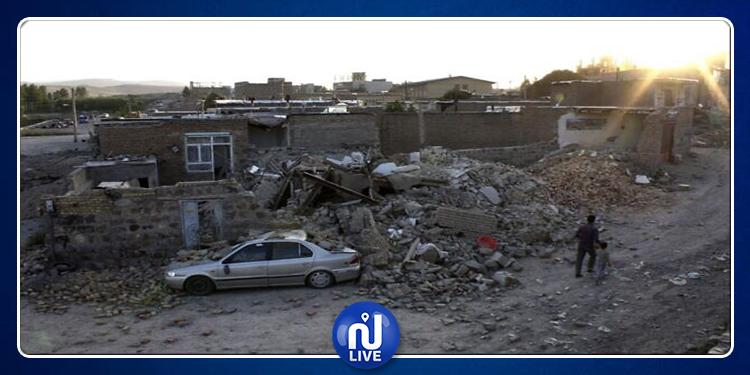 Le Nord-ouest de l'Iran frappé par un séisme de plus de près de 6 °