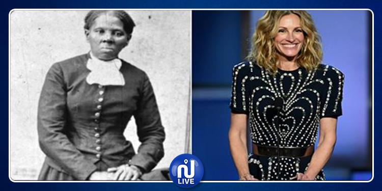 Julia Roberts devait incarner la militante Harriet Tubman