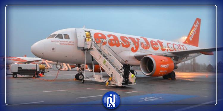 EasyJet vole à nouveau à destination de la Tunisie