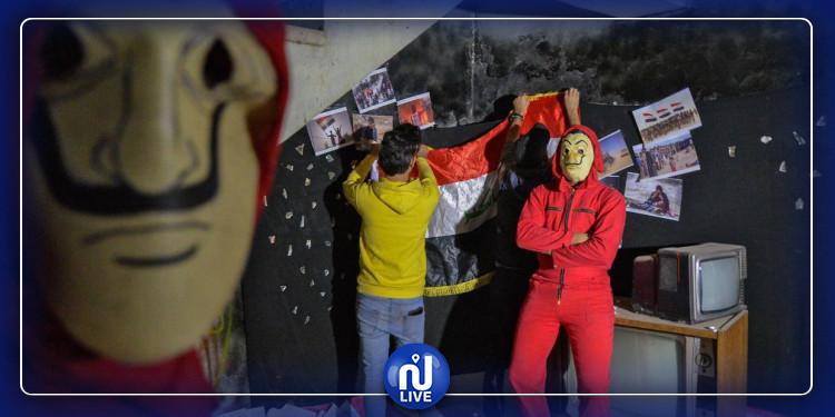 Les manifestants irakiens reprennent ''Bella ciao'' en arabe
