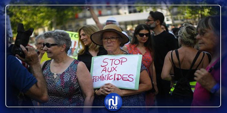 Violences faites aux femmes: des milliers de personnes manifestent en France