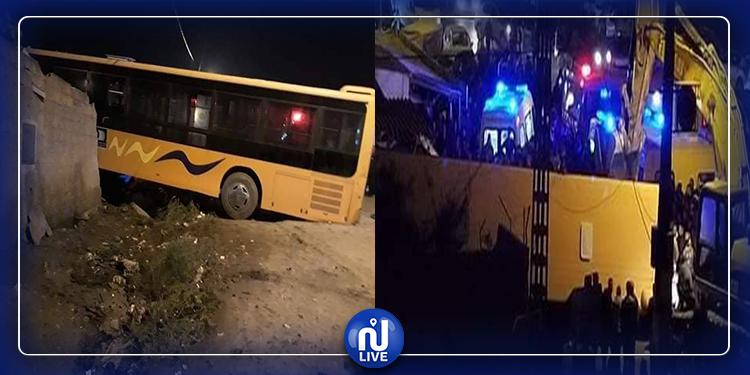 Algérie : Collision entre un bus et 2 voitures à Blida…des victimes