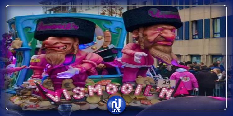Le carnaval belge d'Alost retiré du Patrimoine immatériel de l'UNESCO…