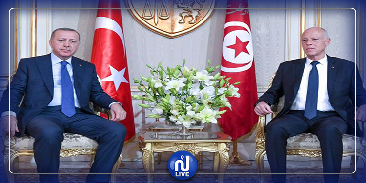 Kais Saïd : l'accord entre la Turquie et la Libye n'a pas été abordé