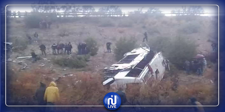 Plusieurs morts dans le renversement d'un bus touristique au Nord du Maroc