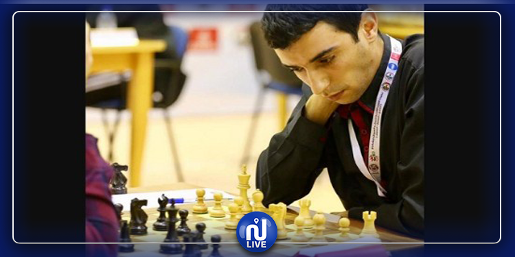 Amir Zaïbi, grand maître international  d'échecs...