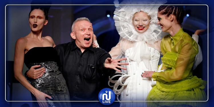 Jean-Paul Gaultier se retire du monde de la haute couture (photos)