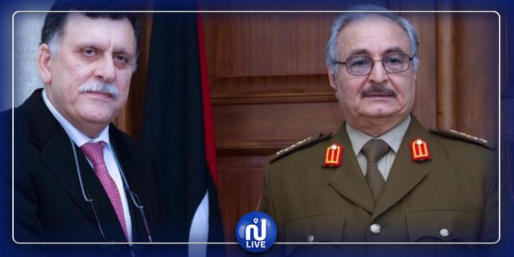 Libye : Hatfar quitte Moscou sans signer l'accord de cessez-le-feu