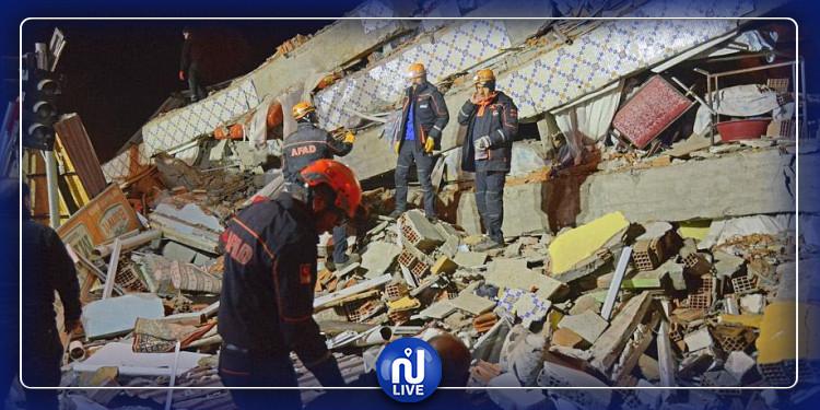 Fort séisme en Turquie : le nombre des victimes en hausse