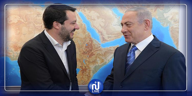 Salvini s'engage à reconnaître El Qods comme capitale israélienne