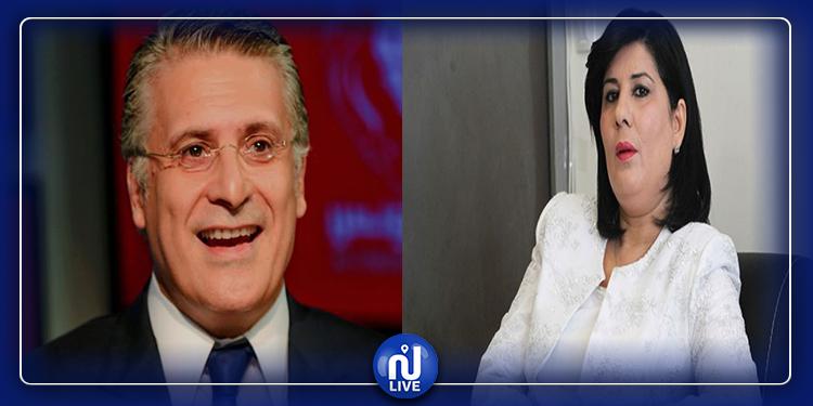 Nabil Karoui dénonce les agressions contre Abir Moussi