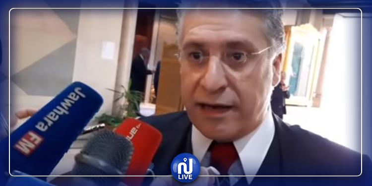 Nabil Karoui : le gouvernement de Jemli ne passera pas