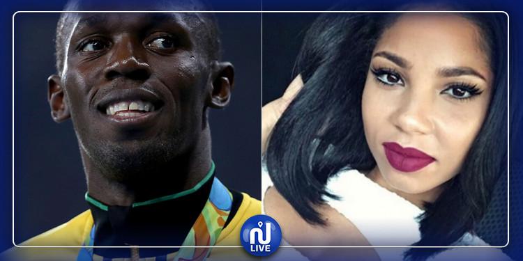 Usain Bolt, fier d'être père pour la 1ère fois