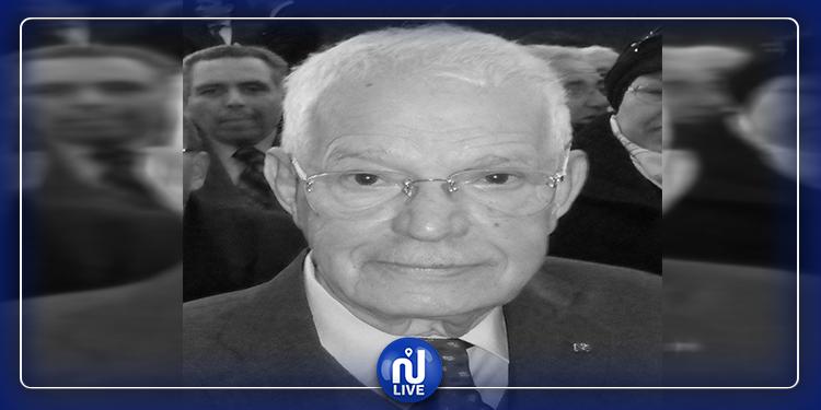 L'ancien premier ministre, Hédi Baccouche n'est plus