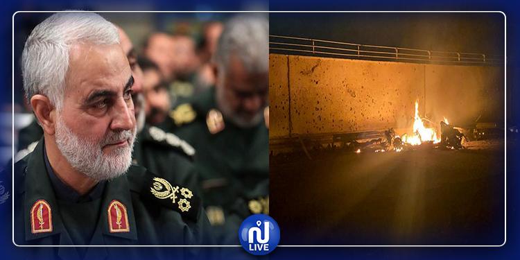 Qassem Soleimani tué lors d'un raid américain à l'aéroport de Bagdad