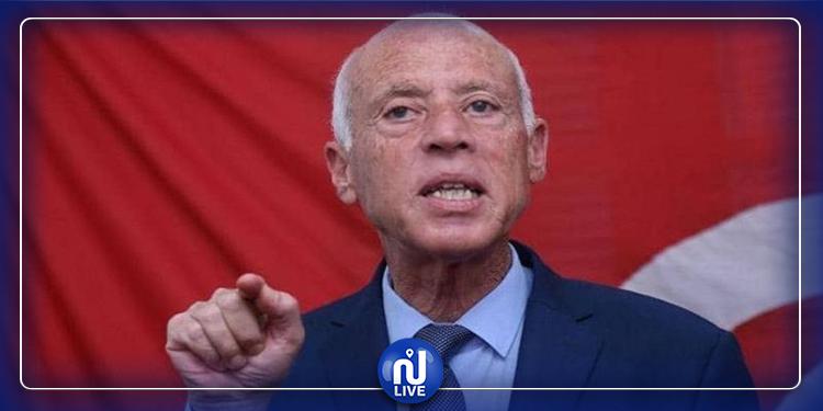 Kaïs Saïd appelle à proposer les candidats à la présidence du gouvernement