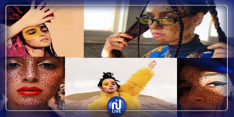 Tilila Oulhaj, la marocaine qui a séduit la griffe ''Yves Saint Laurent'' (photos)