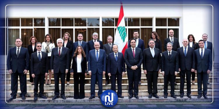Liban : le nouveau gouvernement tient sa 1ère réunion