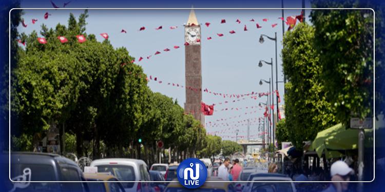 Anniversaire de la Révolution: circulation interdite à l'avenue Bourguiba