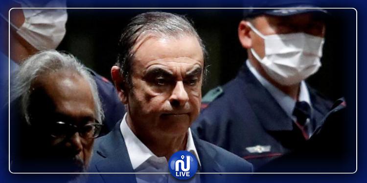 Le Liban reçoit un mandat d'arrêt d'Interpol pour Carlos Ghosn