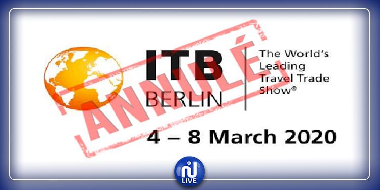 Covid-19 : le salon du tourisme, ITB Berlin 2020 annulé