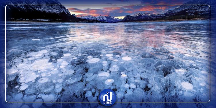 NASA: découverte de nombreuses sources de méthane dans l'Arctique
