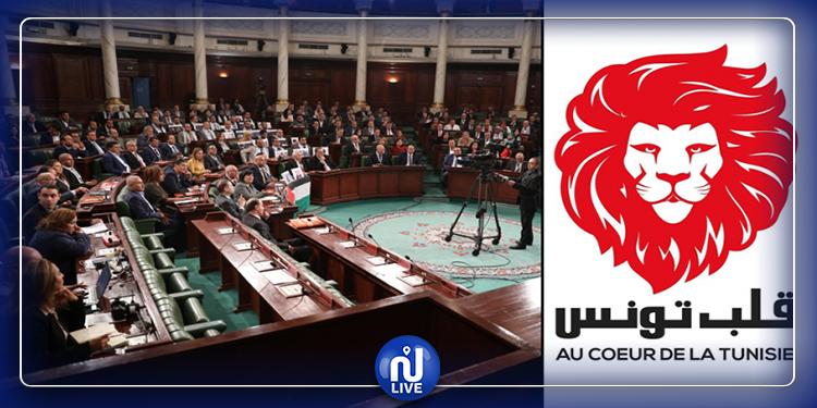 En présence de Nabil Karoui : réunion du bloc parlementaire de Qalb Tounes