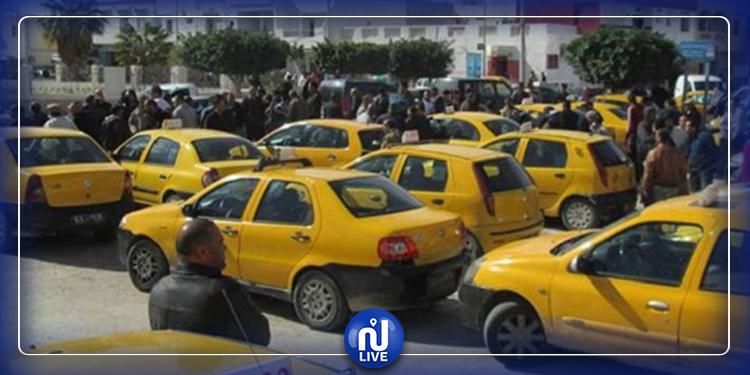 Les taxistes en grève…avec possibilité d'escalade