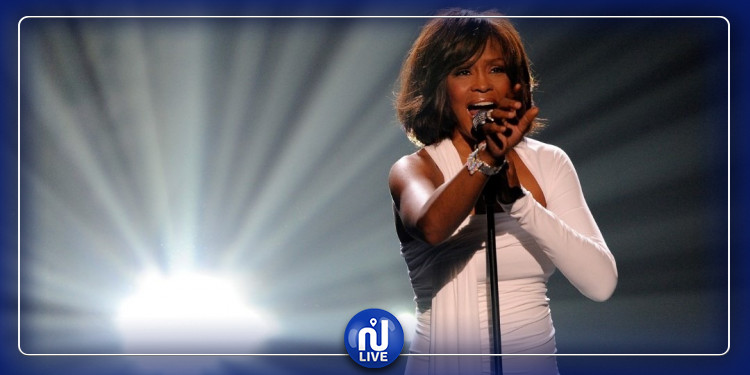 Un hologramme de Whitney Houston en tournée
