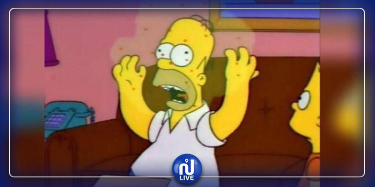 ''The Simpsons'' aurait aussi prédit corona, il y a 27 ans