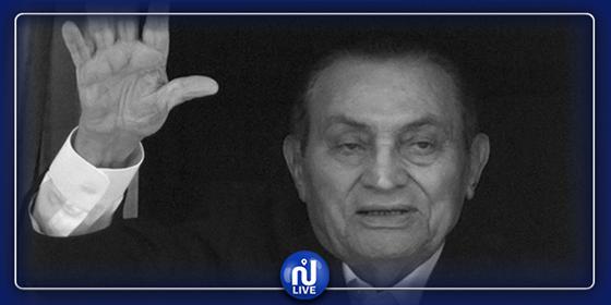 L'ancien président égyptien Hosni Moubarak n'est plus