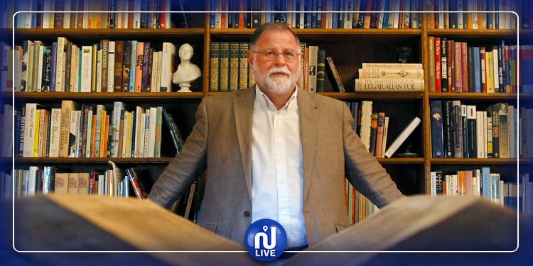 L'écrivain Alberto Manguel hôte de la Bibliothèque nationale