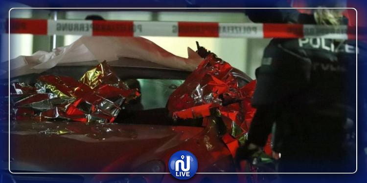 Massacre dans 2 cafés à chicha à Francfort…des morts et des blessés