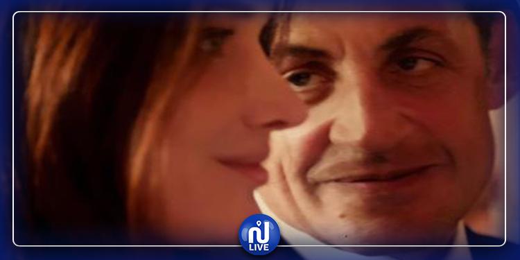 Carla Bruni et Nicolas Sarkozy célèbrent leurs noces de soie