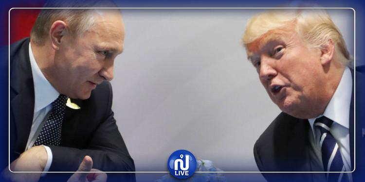 La Russie pourrait intervenir pour la réélection de Trump, en novembre prochain