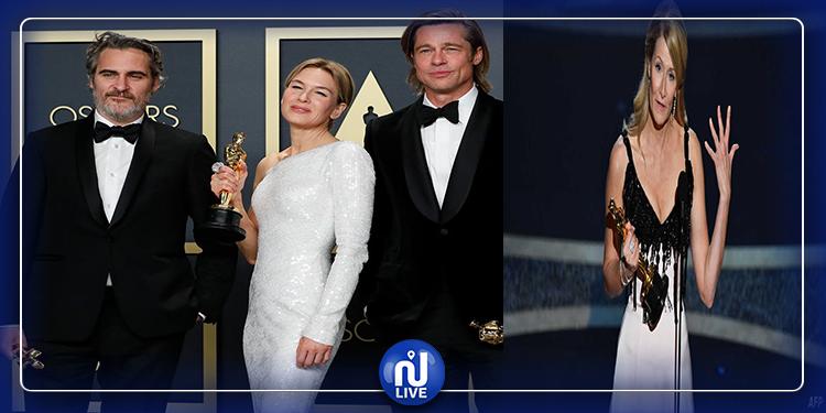 Oscars 2020 : le Palmarès complet des stars…