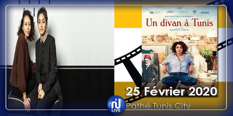 ''Un divan à Tunis'' dans les salles à partir du 26 Février