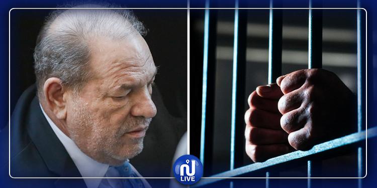 Testé positif au covid-19 Harvey Weinstein placé en isolement