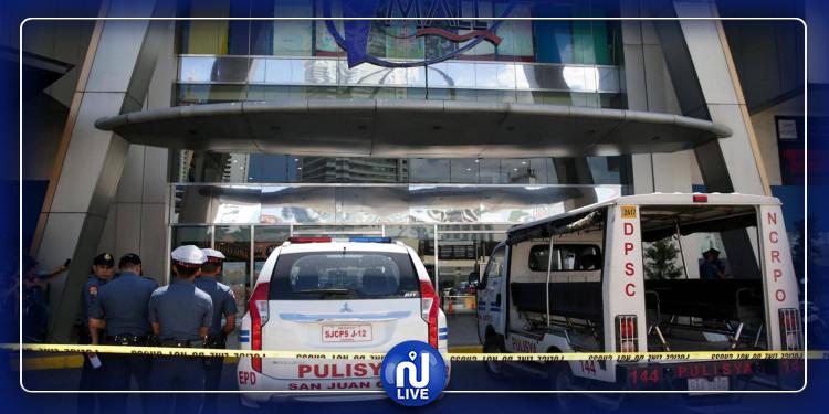 Philippines : Coups de feu et prise d'otages dans un centre commercial