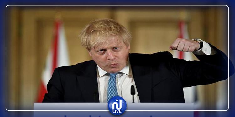 Boris Johnson testé positif  au COVID-19 (Vidéo)