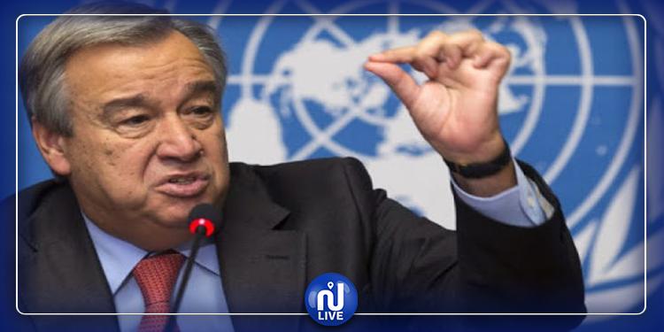 Covid-19 : l'ONU veut 2 milliards de dollars pour aider les pays pauvres
