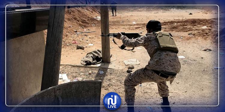 Malgré le coronavirus, la guerre continue en Libye