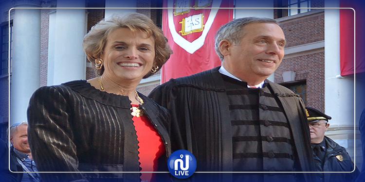 Covid-19 : Le président de Harvard et son épouse, testés positifs